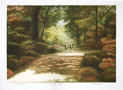 Harold Altman, 'Sunny Path', 1998