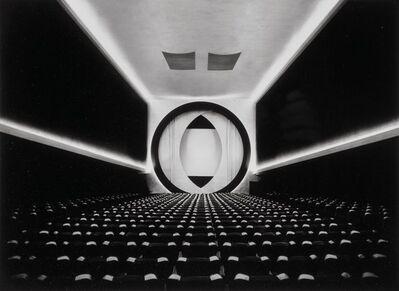 Ruth Bernhard, 'Eighth Street Movie Theater, Architecht, Frederick John Kiesler'