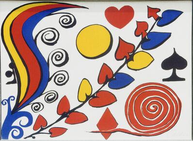 Alexander Calder, 'Le Fleur', 1975
