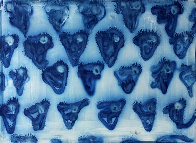 Julie Green, 'My New Blue Friend Number Three', 2015