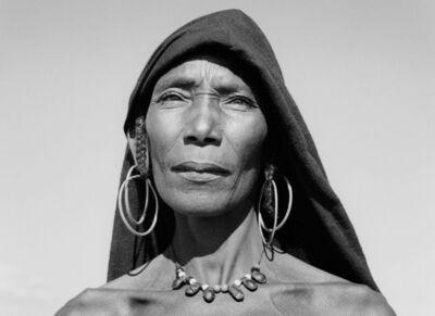 Hector Acebes, 'Woman Nigeria', 1953