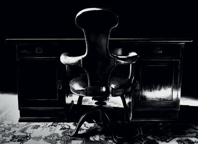 Robert Longo, 'Freud's Desk and Chair, Study Room', 2004