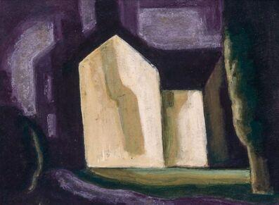 Oscar Bluemner, 'Color Psychology', circa 1933