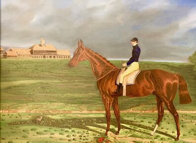 Johann Muhammad Fauzi, 'MENUNGGANG KUDA (Horse Riding)', 2018-2019