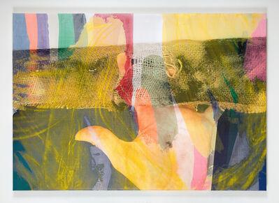 "Evan Nesbit, '""Manifold Painting (Pleasure Principals)"" ', 2018"
