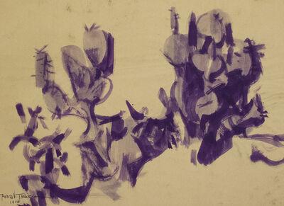 Romeo Tabuena, 'Nopales', 1956