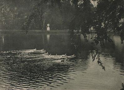 """Jozef Emiel Borrenbergen, 'From the Portfolio """"Rivierenhof"""" V', 1926/1926"""