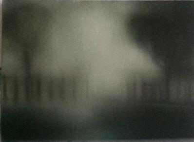 Alberto Zamboni, 'Ovunque nelle ore verdi', 2018