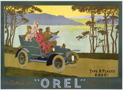 Walter Thor, 'Orel', (Date unknown)