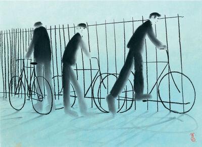 MacKenzie Thorpe, 'See You Monday George', 2005