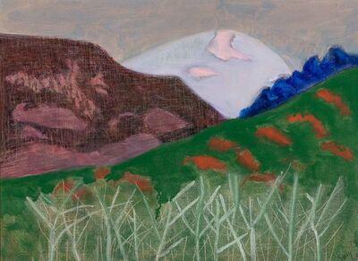 Sally Michel Avery, 'Autumn Hills', 1988