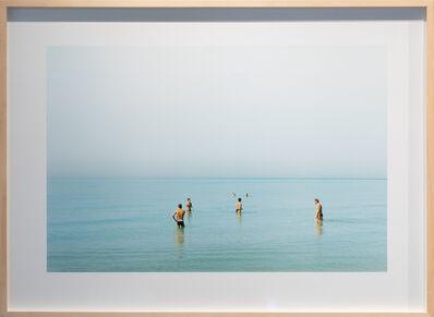 Grit Schwerdtfeger, 'Distanz:Seebad', 2004