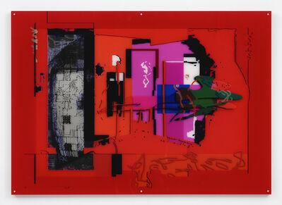 Anne-Mie Van Kerckhoven, 'Unweit von Dir', 2017-2019