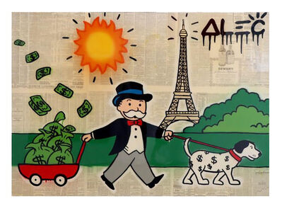 Alec Monopoly, 'Untitled', 2018