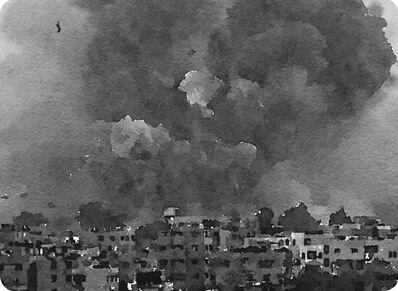 Aissa Deebi, 'This is How I Saw Gaza #7', 2017