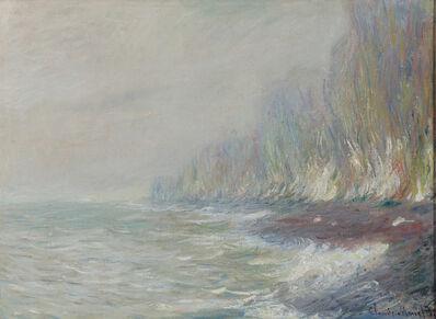 Claude Monet, 'Effet de Brouillard près de Dieppe', 1882