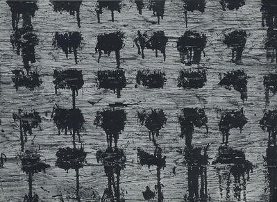 Aaron Siskind, 'Chicago 1952', Printed ca. 1980