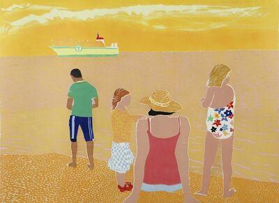 Tom Hammick, 'Yellow Lake', 2006