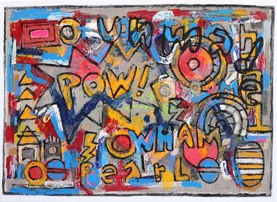 Jonas Fisch, 'Shudder Pow!', 2019