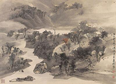 Lui Shou Kwan 呂壽琨, 'After the Visit to Tai Po Kau', 1966