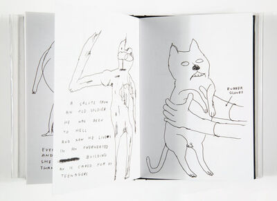 David Shrigley, 'Shrigley Have Sex in You beer', 2007