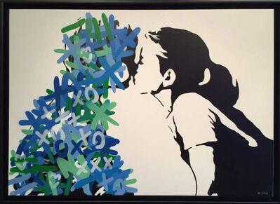 3Fountains, 'The Kiss [Blue & Green edition]', 2016