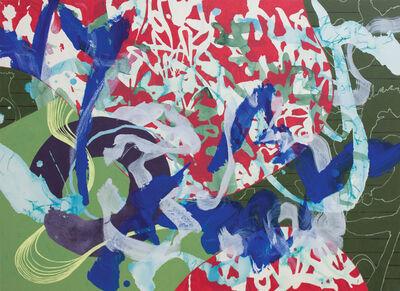 Nishiki Sugawara-Beda, 'Instigation I', 2014