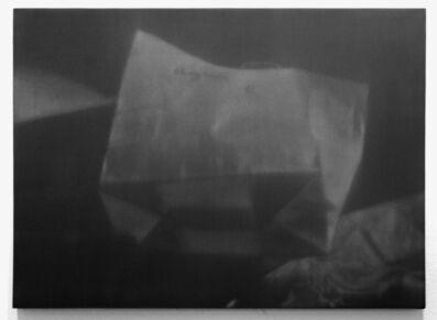 Troy Brauntuch, 'Untitled (Bag)', 2008