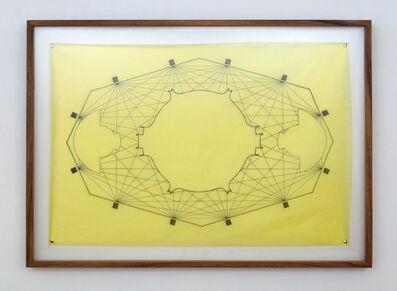 Francisco Ugarte, 'Polyforum Siqueiros (Drawing)', 2012