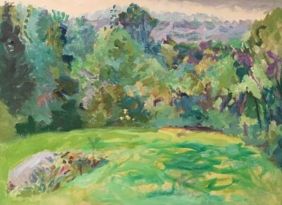Nell Blaine, 'Summer, Quaker Hill', 1969