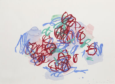 Louisa Chase, 'Bowl of Cherries', 2003