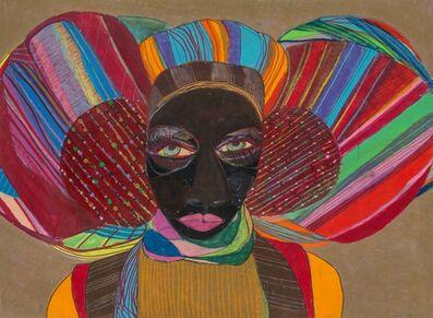Robbie Tillotson, 'Headdress', 1974
