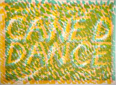 Bruce Nauman, 'Caned Dance', 1974