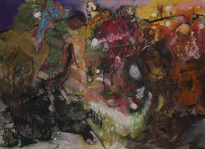 David Olivant, 'The Glow of Civilization', 2015