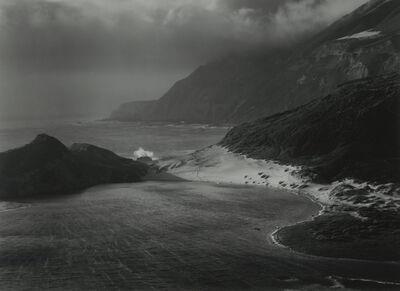 Morley Baer, 'Afternoon Storm, Little Sur', 1972