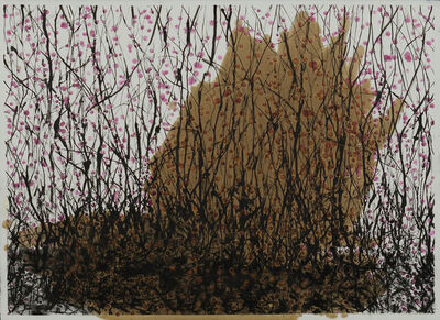 Jay Carrier, 'In The Woods There Is Something That Is Not Nice', 2015