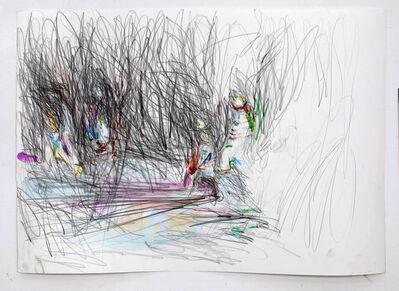 Martin Dammann, 'Suchen 4', 2018