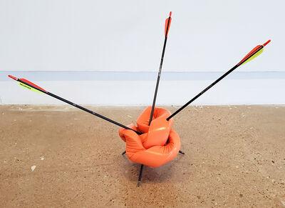 Buster Graybill, 'Soft Target #2 (Orange)', 2016