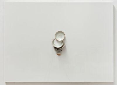 Yang Qiong 杨穹, 'Still Pond·Ying Qing (Mistyblue)', 2013