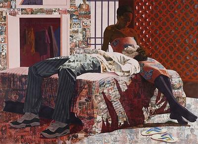 Njideka Akunyili Crosby, 'Nwantinti', 2012
