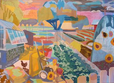 Justin Kim, 'The Garden, Deep Springs, CA', 2020