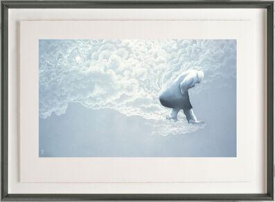 MacKenzie Thorpe, 'Blue', 2012