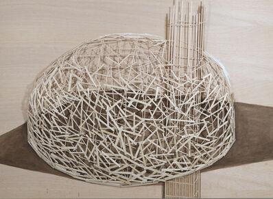 Tadashi Kawamata, 'Installation Plan for Annely Juda', 2015