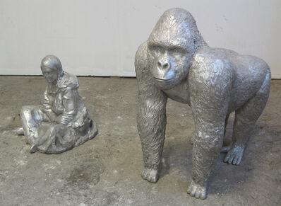 Jürgen Drescher, 'Dian Fossey / Gorilla', 2008