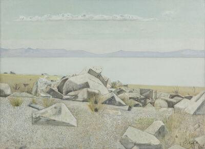 Hagop Hagopian, 'Dreamy Lake Sevan', 1987