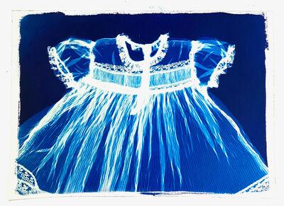Natali Bravo-Barbee, 'Girls Wear Blue #2', 2020