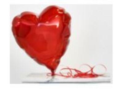 Mr. Brainwash, 'Balloon Heart (SCU511)', 2019