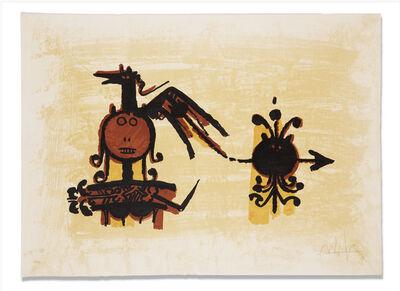 Wifredo Lam, 'Ultimo Viaje del Buque Fantasma - image 1', 1976