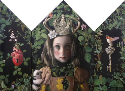 Olga Esther, 'The Heart of the Dryad', 2019