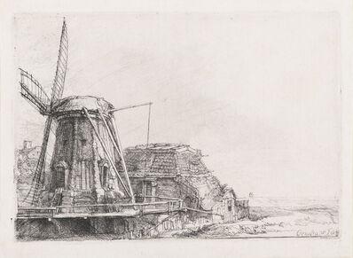 Rembrandt van Rijn, 'The Windmill', 1641